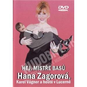 Hana Zagorová - Hej, mistře basů DVD od 6,51 €