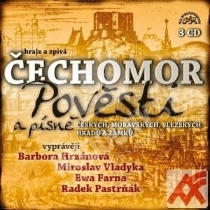 Čechomor - Pověsti a písně českých, moravských a slezských hradů a zámků od 14,90 €