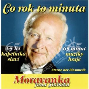 Moravanka - Co rok, to minuta od 0 €