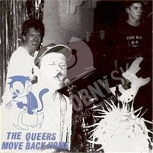 The Queers - Move Back Home od 23,48 €