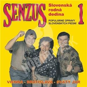 Senzus - Senzus 1 (Slovenská Rodná Dedina) od 6,99 €