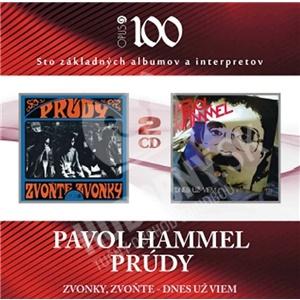 Pavol Hammel, Prúdy - Zvonky zvoňte & Dnes už viem od 8,99 €