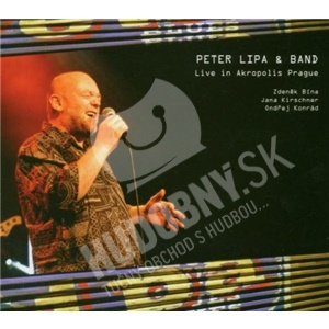 Peter Lipa - Live in Akropolis Prague od 19,98 €