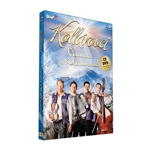 Kollárovci - Vianoce s Kollárovcami (CD + DVD) od 13,99 €