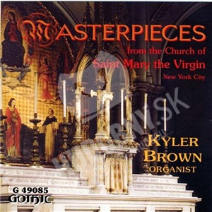 Kyler Brown - Masterpieces from St Mary the Virgin NYC od 19,48 €