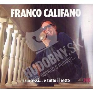 Franco Califano - I Successi... E Tutto Il Resto od 16,59 €