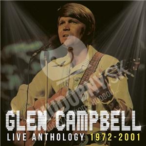 Glen Campbell - Live Anthology 1972-2001 od 28,04 €