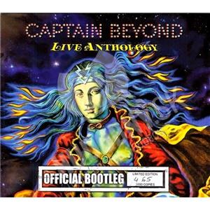 Captain Beyond - Live Anthology od 0 €