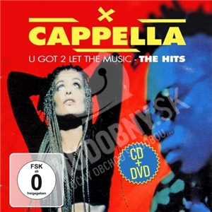 Cappella - U Got 2 Let The Music - The Hits od 13,60 €