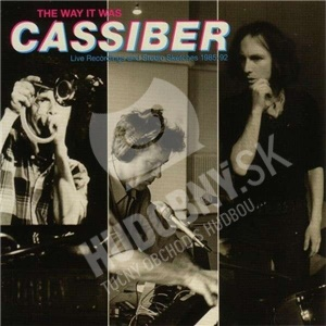 Cassiber - The Way It Was od 24,37 €