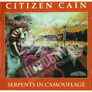 Citizen Cain - Serpents In Camouflage od 29,98 €