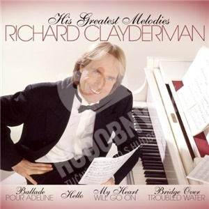 Richard Clayderman - His Greatest Melodies od 14,99 €