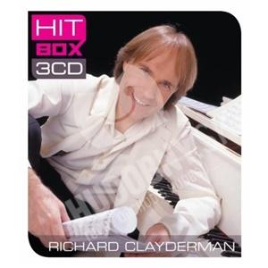 Richard Clayderman - Hit Box 3CD od 27,99 €