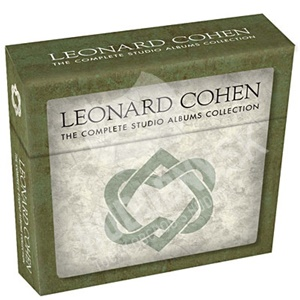 Leonard Cohen - The Complete Studio Albums Collection od 54,99 €
