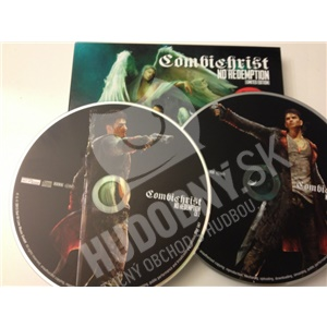 Combichrist - No Redemption (Limited Edition) od 34,99 €