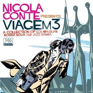 Nicola Conte - Nicola Conte Presents Viagem 3 od 12,83 €