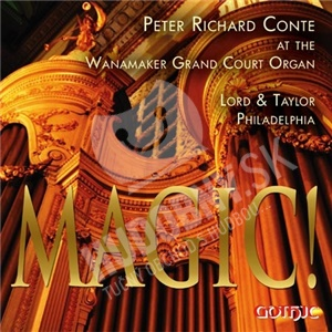 Peter Richard Conte - Magic! od 19,48 €