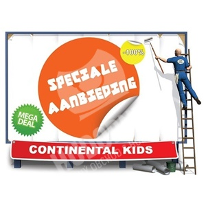Continental Kids - Speciale Aanbieding od 25,10 €