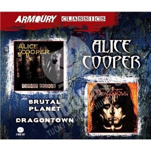 Alice Cooper - Brutal Planet & Dragontown od 8,28 €