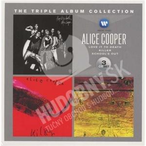 Alice Cooper - Triple Album Collection od 9,27 €