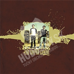 The Copper Gamins - The Copper Gamins - EP od 8,59 €
