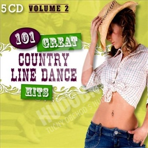 VAR - 101 Great Country Line Dance Hits Volume 2 od 24,99 €