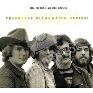 Creedence Clearwater Revival - Ultimate CCR - Greatest Hits & All Classics od 26,99 €