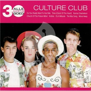 Culture Club - Alle 30 Goed od 14,99 €