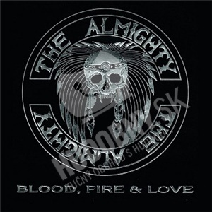 The Almighty - Blood, Fire & Love (Deluxe Edition) od 19,38 €