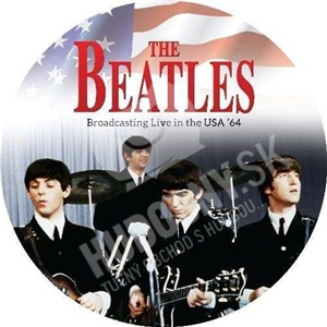 The Beatles - Broadcasting Live In The USA '64 (LP) od 49,99 €