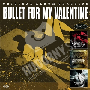 Bullet For My Valentine - Original Album Classics od 13,45 €