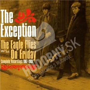 The Exception - The Eagle Flies On Friday - Complete Recordings 1967 - 1969 od 14,43 €