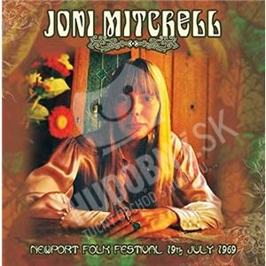 Joni Mitchell - Newport Folk Festival 19th July 1969 od 21,57 €