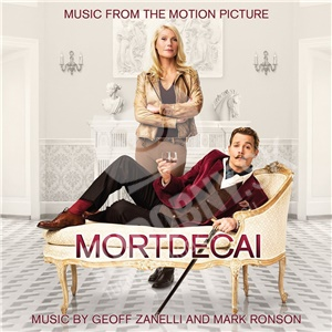 OST, Geoff Zanelli, Mark Ronson - Mortdecai (Music from the Motion Picture) od 28,60 €