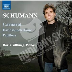 Boris Giltburg - Schumann - Carnaval od 9,42 €