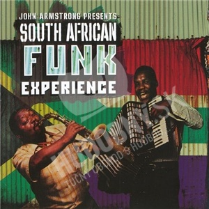 VAR - John Armstrong Presents South African Funk Experience od 18,39 €