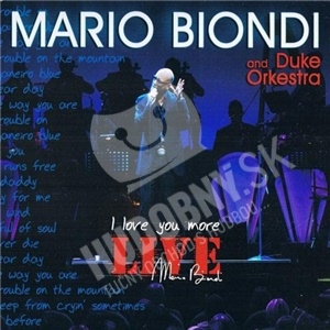 Mario Biondi - I Love You More (Live) od 33,20 €