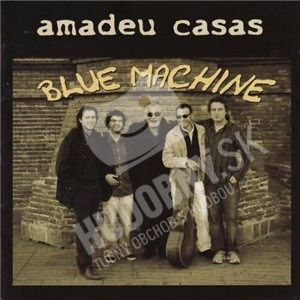 Amadeu Casas - Blue Machine od 21,15 €