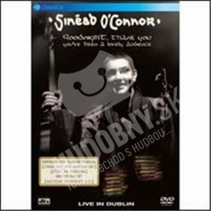 Sinéad O'Connor - Goodnight, Thank You, You've Been a Lovely Audience od 0 €