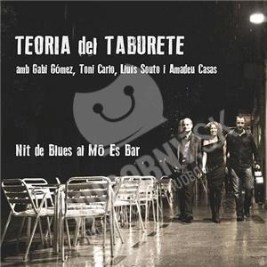 Teoria del Taburete - Nit de Blues al Mô Es Bar od 21,15 €