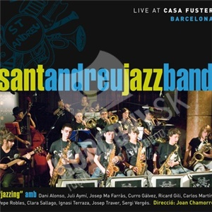 Sant Andreu Jazz Band - Jazzing, Live At Casa Fuster, Barcelona od 21,15 €