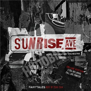 Sunrise Avenue - Fairytales - Best Of 2006 - 2014 (Deluxe Edition) od 31,47 €
