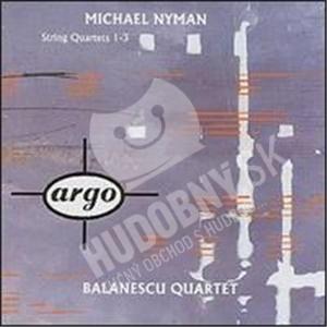 Michael Nyman - String Quartets 1 - 3 od 7,55 €