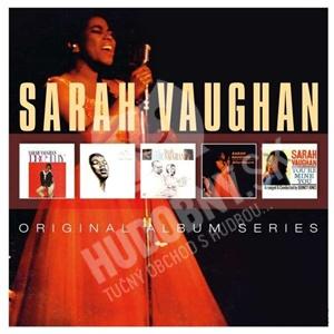 Sarah Vaughan - Original Album Series od 15,67 €