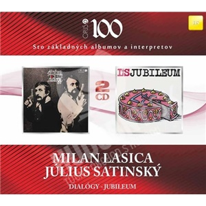 Lasica & Satinský - Dialógy / Jubileum od 9,49 €
