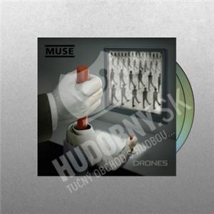 Muse - Drones (CD + DVD) od 17,44 €