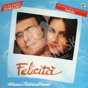 Al bano romina power felicita od 6 99 for Al bano felicita