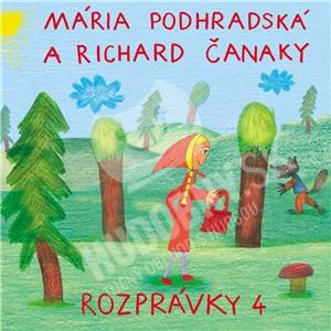 Podhradská & Čanaky - Rozprávky 4 od 8,99 €