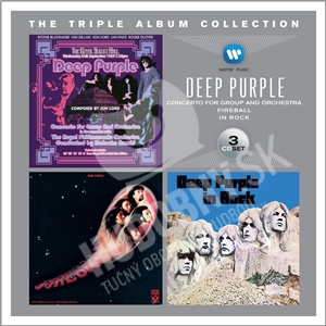 Deep Purple - Triple Album Collection od 12,99 €