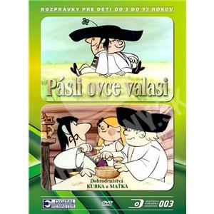 Jozef Kroner - Maťko a Kubko (Pásli ovce valasi) DVD od 12,99 €